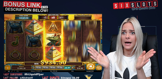 I bet $10.50 a SPIN! (and this is what happened)