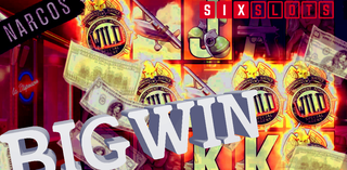 Easy money on the new NARCOS slot (NetEnt)