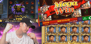 Top slot wins of July compilation