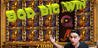 First BIG Hit by Lucky GEorGE at BOD