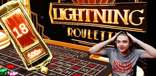 Max multiplier at Lightning Roulette (500x)