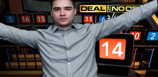 Deal or No Deal ★ GEorGE going for the last case