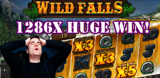 Wild Falls (Play`n GO) ★Big Slots Win★1286x for GEorGE