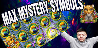 Rainforest Magic by Play'n GO Max Mystery Symbols