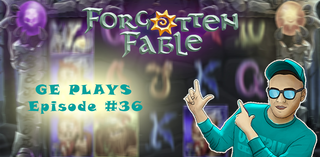 Ge Plays: Forgotten Fable slot – Evoplay Entertainment