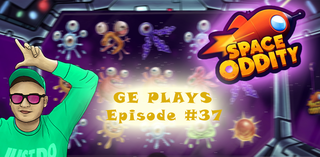 Ge Plays: Space Oddity slot – Spinmatic Entertainment