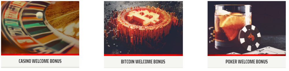 Ignition Casino welcome bonus offers