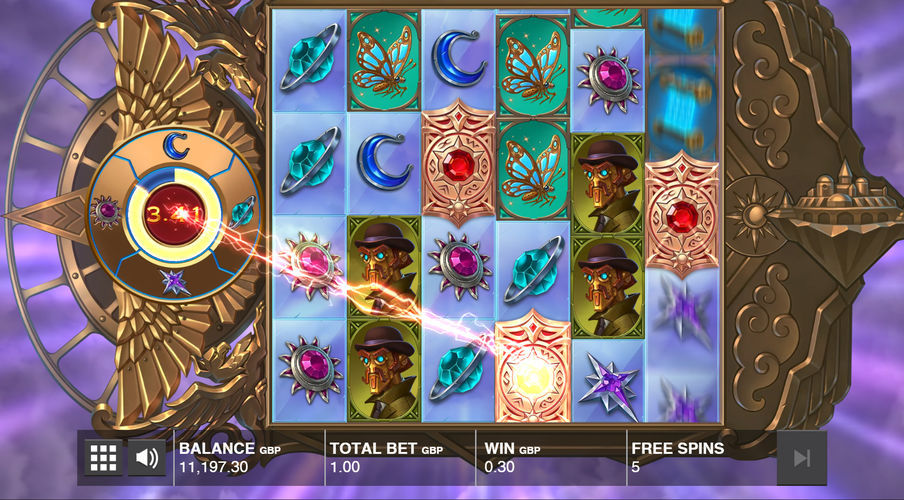 land of zenith free spins
