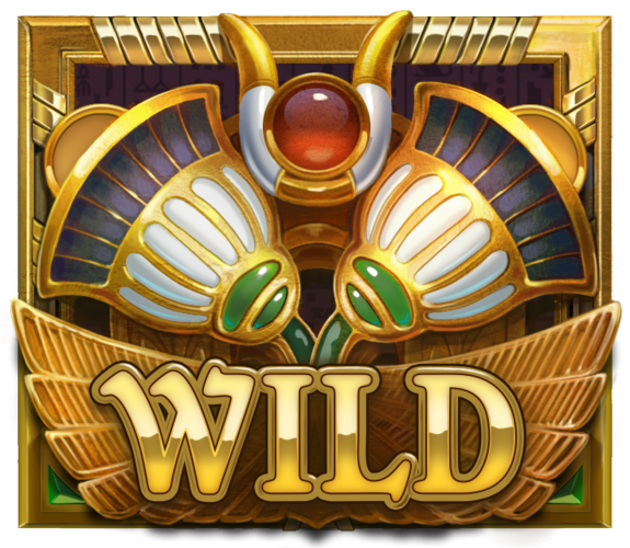 Mercy of the Gods slot wild feature