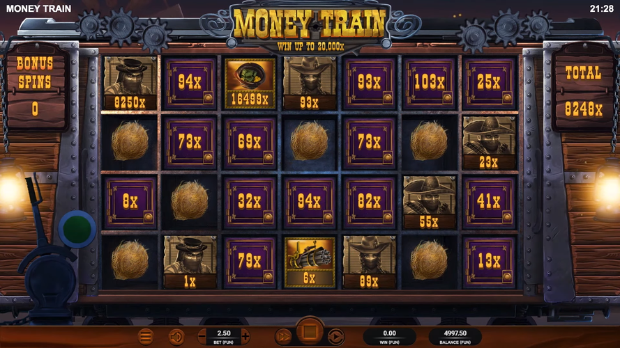 The Money Train Relax Gaming