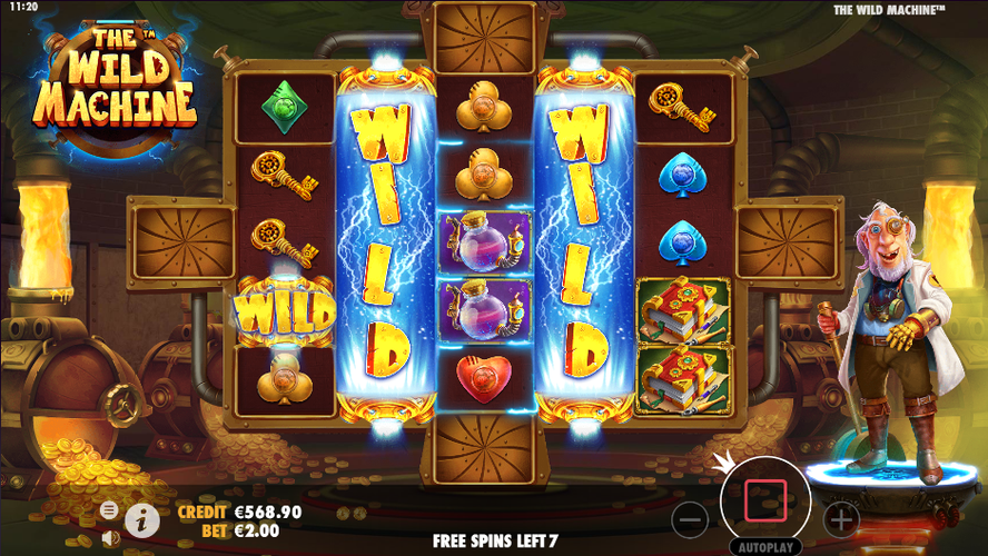 Gold Foundry free spins