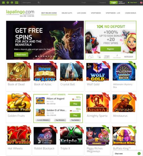 spielmaschinen online italien online casino star lapalingo